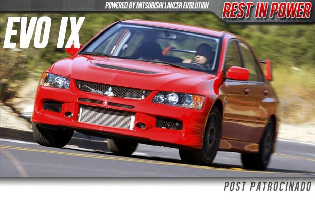 Mitsubishi Lancer Evolution IX: A Evolução Em Busca Da Perfeição
