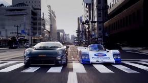 No Japão, você e seus amigos podem dirigir seus protótipos de Le Mans nas ruas