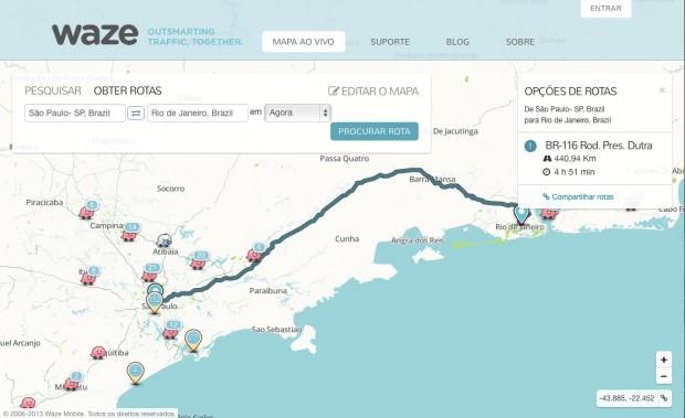 Waze-live-map