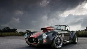 Você nunca viu um Cobra tão brutal quanto este da Weineck e seu V8 de 12,8 litros