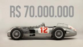 Estes foram os carros mais caros leiloados em 2013