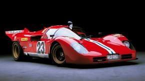 A beleza e a música mecânica da Ferrari 512 S: história, vídeos e wallpapers!