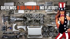 Conte a evolução do seu projeto no FlatOut – 1ª fase