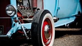 """Como o Ford V8 """"Flathead"""" impulsionou a cultura hot rod em todo o mundo"""
