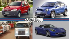 Novidades em Gran Turismo, um lar para a última Kombi, Lamborghini Huracán em vídeo, um mini Jeep e mais!