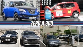 Dodge Charger e Challenger no Brasil, Up! de volta ao crash-test, estacionamentos mais caros…