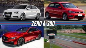 A possível volta do Gol GT, mudanças no Velopark, Audi A3 Sedan no Brasil e mais