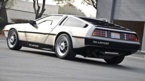 Este DeLorean de quase 580 cv é o melhor sleeper do passado, presente e futuro