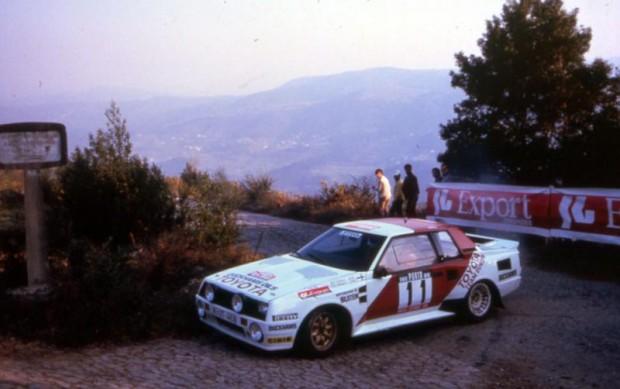 1984 Kankkunen