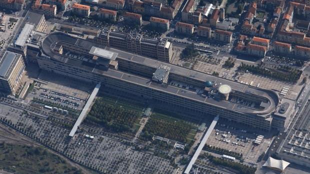 A incrível fábrica da Fiat que tinha uma pista de testes no telhado