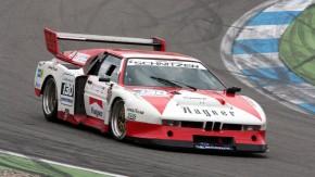 De carona na caçada do BMW M1 em Nürburgring