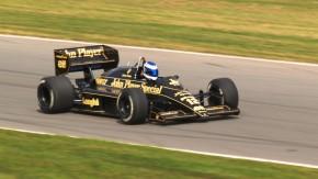 Uma seleção de motores turbo da F1 para começar o dia na pressão máxima
