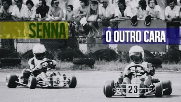 O adversário que Ayrton Senna não conseguiu superar