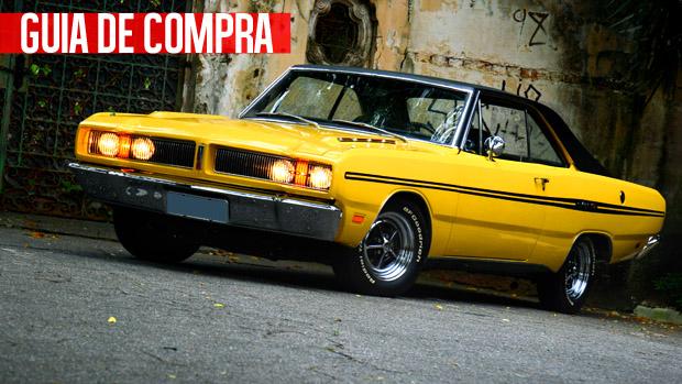 Dodge Challenger Antigo V8 >> Guia de compra: Dodge Charger R/T nacional - FlatOut!