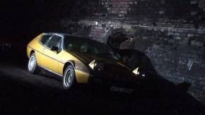 Os carros abandonados na garagem secreta da Estação Dingle