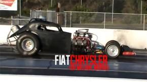 Em tempos de Fiat Chrysler, que tal um Topolino com motor V8 Hemi?