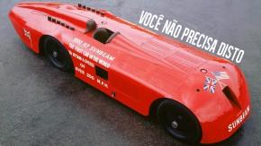 Como ultrapassar os 300 km/h sem precisar de um supercarro?