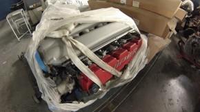 O que você faria com este motor de Viper que está à venda no Brasil?