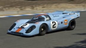 É assim que um Porsche de Le Mans deve roncar