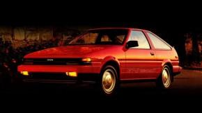 Hachi roku: a história e glória do Toyota AE86