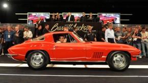 Leilão bate recorde de vendas com mais de US$ 113 milhões — veja os carros mais caros
