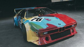 Qual é a sua pintura de corrida favorita?