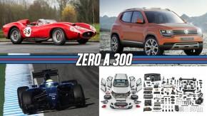 O polêmico desmonte do EcoSport, Massa e Williams mais confiantes, o jipinho da Volkswagen e mais!