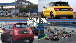 O novo Audi S1, 500 Abarth em testes finais, mais equipes na F1, uma história incrível em busca de um Renault Twingo…