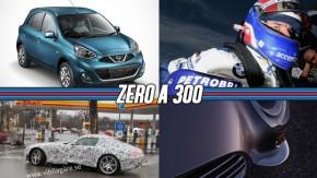 """Nissan March nacional, o """"911"""" da Mercedes, Petrobras na F1 mais!"""