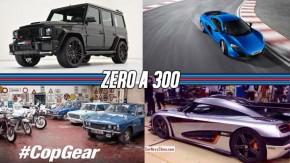 """Mais um recall da Chevrolet, Honda Vezel nacional, """"Cop Gear"""", as especificações do McLaren 650S e mais!"""