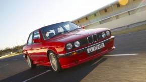 Além do M3: as versões esportivas do BMW Série 3 E30 que você não conhecia