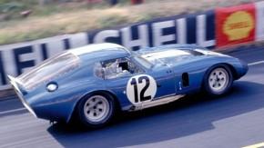 A história do Shelby feito para derrotar a Ferrari nos anos 60