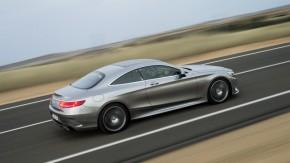 Mercedes-Benz Classe S Coupé mostra com quantos cristais Swarovski se faz um carro de luxo