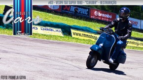 Project Cars (ou Cycles?): Marcelo Druck e sua Vespa 150 Super – a história