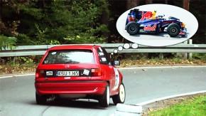 Que segredos possui este Astra GSi para fazer curvas como um superesportivo?