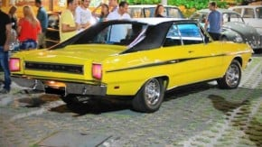 Dodge Charger R/T: este ícone brasileiro dos muscle cars está à venda