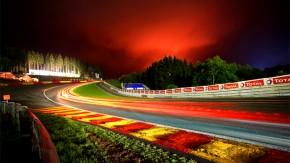 Os desafios da Eau Rouge, em Spa-Francorchamps