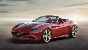 Ferrari California T: motor V8 biturbo de 560 cv a caminho de Genebra