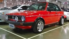 Golf Cabrio à venda: quanto vale um Volkswagen clássico sem teto?