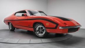 Ford Torino King Cobra: motor 429 de 700 cv, único no mundo e à venda