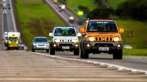 Desafio Jimny: Suzuki rodará 100 mil quilômetros com o jipinho – em 100 dias