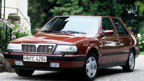 """Lancia Thema 8.32 —uma """"Ferrari"""" de quatro portas"""