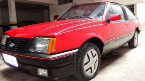 Você não vai encontrar outro Monza S/R tão novo quanto este à venda