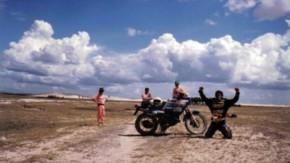 A incrível história do motoboy que desafiou o Rally dos Sertões