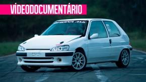 [ Vídeo ] Peugeot 106 1.6 16v swap: um race car para o dia a dia