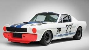 O Shelby GT-350 R que mais venceu corridas na história pode ser seu