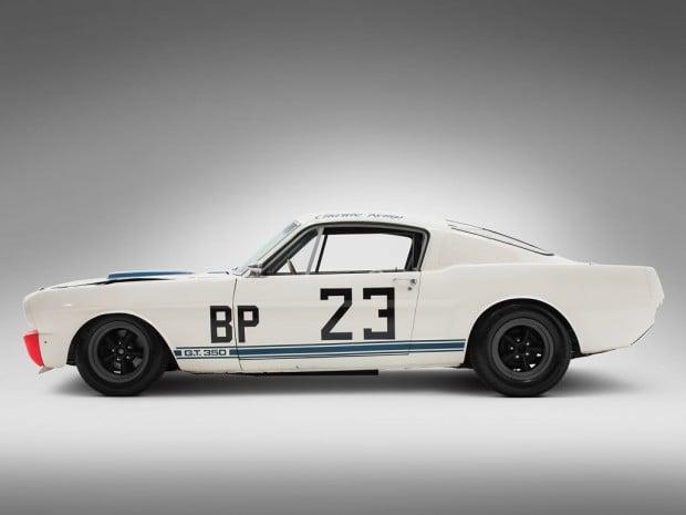 O Shelby Gt 350 R Que Mais Venceu Corridas Na Hist Ria
