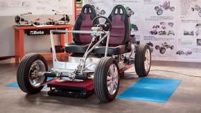 OSVehicle Tabby é o primeiro carro <i>open source</i>do mundo e pode ser montado em uma hora