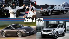 Os lucros da VW com a Porsche, os importados mais vendidos, um resumo do GP da Austrália e mais!