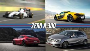 Mercedes lança A250 Sport no Brasil, os novos Porsche Cayman e Boxster GTS, um novo supercarro McLaren e mais